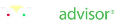 #1 on Trip Advisor Logo