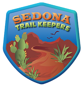 Sedona Trail Keepers Logo